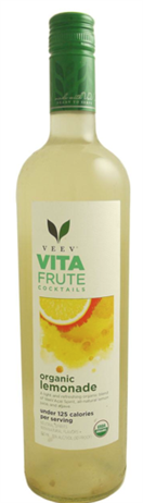 Veev Vita Frute Cocktail Organic Lemonade